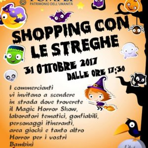 shopping con le streghe
